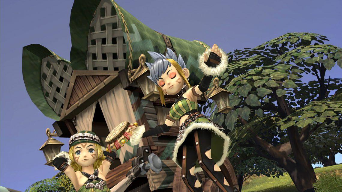 Ryoma Araki, diretor de Final Fantasy Crystal Chronicles Remastered Edition, explica por que retirou o modo cooperativo local do jogo