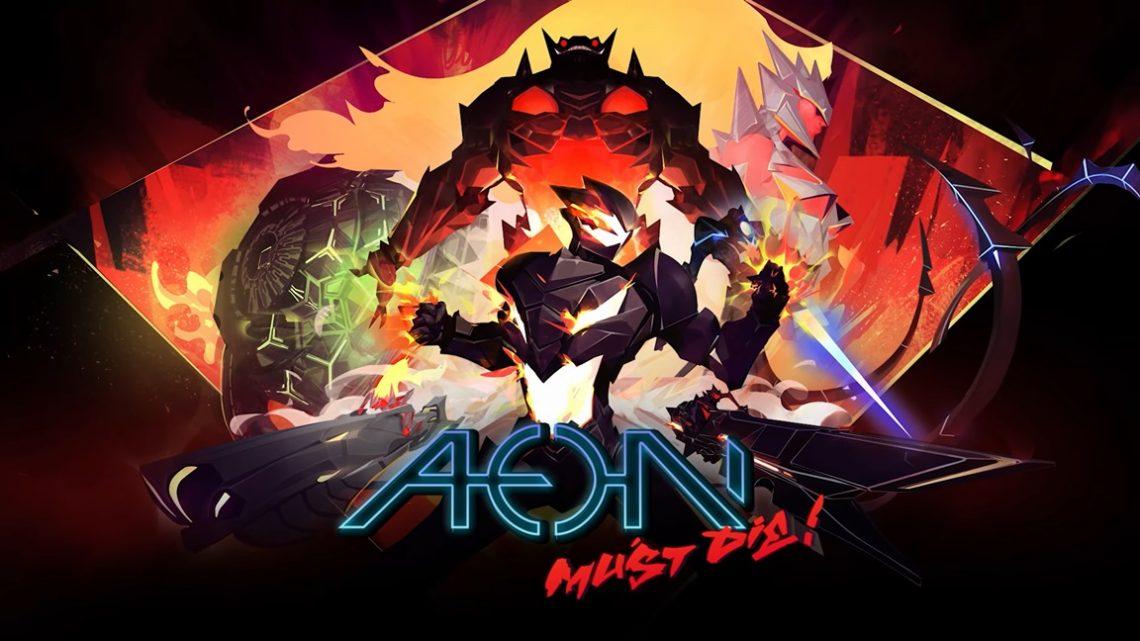 Focus Home Interactive anuncia o jogo de beat 'em up inspirado em anime Aeon Must Die! para o Nintendo Switch