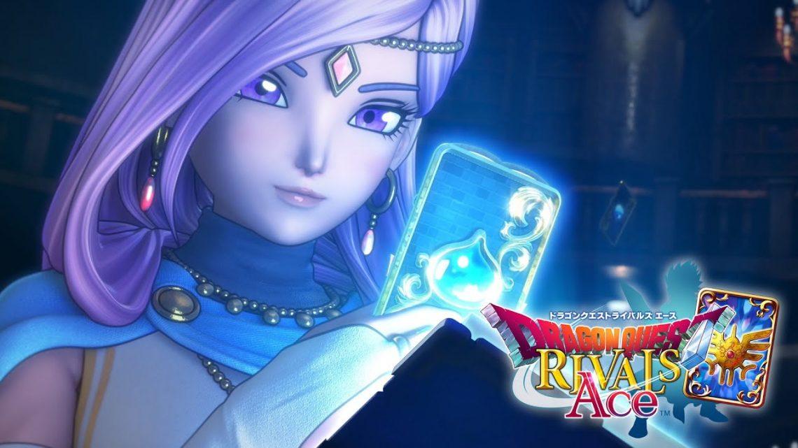 Dragon Quest Rivals Ace, nova versão do jogo de cartas free-to-play, chega em 13 de agosto no Japão; Novo trailer