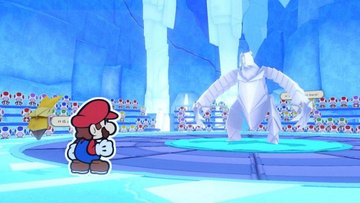 Produtor de Paper Mario: The Origami King diz que sente a necessidade de mudar o sistema de batalha a cada jogo