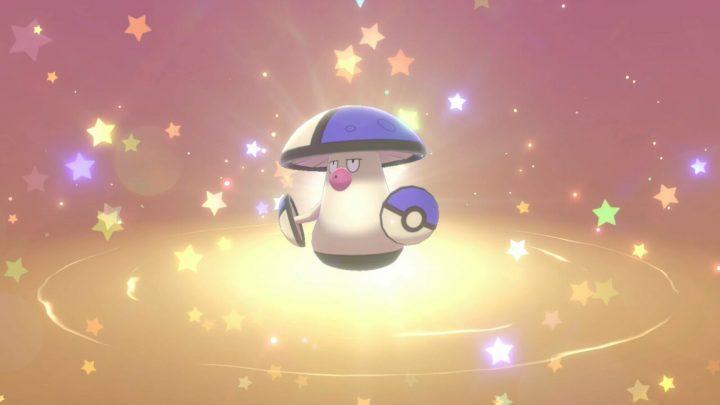 Pokémon Sword/Shield – Resgate Shiny Amoonguss em novo código de Mystery Gift por tempo limitado