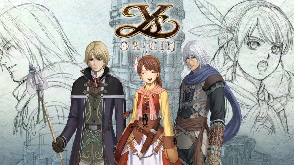 Versão física de Ys Origin na Europa será distribuída em cópias limitadas pela Strickly Limited Games