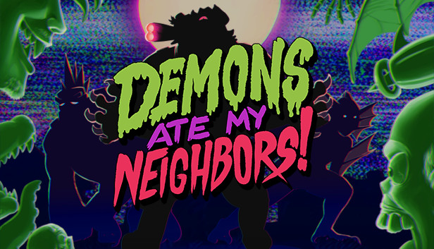 Tuned-Out Games anuncia o  twin-stick shooter cooperativo Demons Ate My Neighbors! para o Nintendo Switch