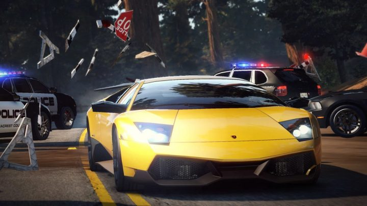 Amazon UK lista Need for Speed: Hot Pursuit Remastered para o Nintendo Switch