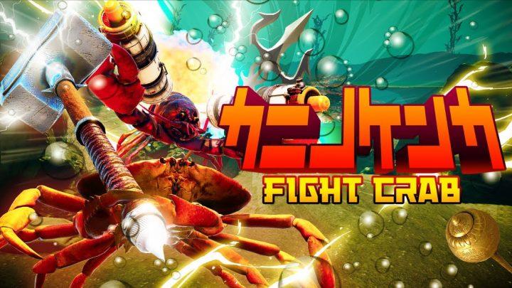 Jogos em formato físico da semana – Fight Crab, Aokana – Four Rhythms Across the Blue, e mais