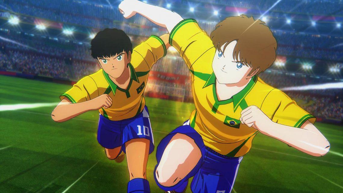 Captain Tsubasa: Rise of New Champions | Novo trailer apresenta a seleção juvenil do Brasil