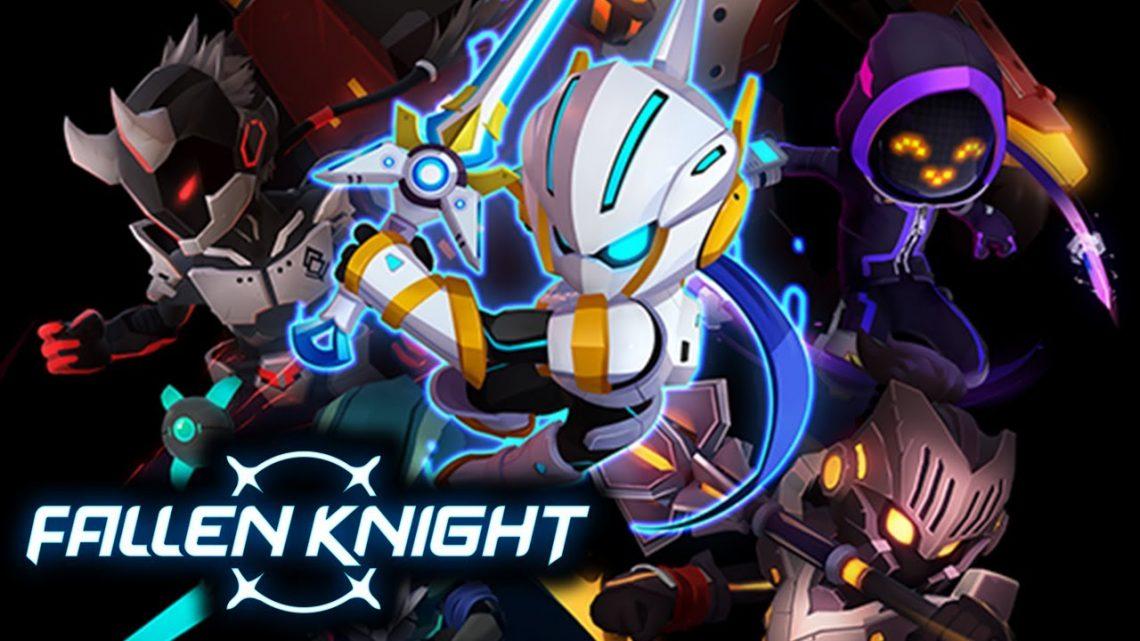 PQube anuncia o jogo de ação side-scrolling Fallen Knight para o Nintendo Switch
