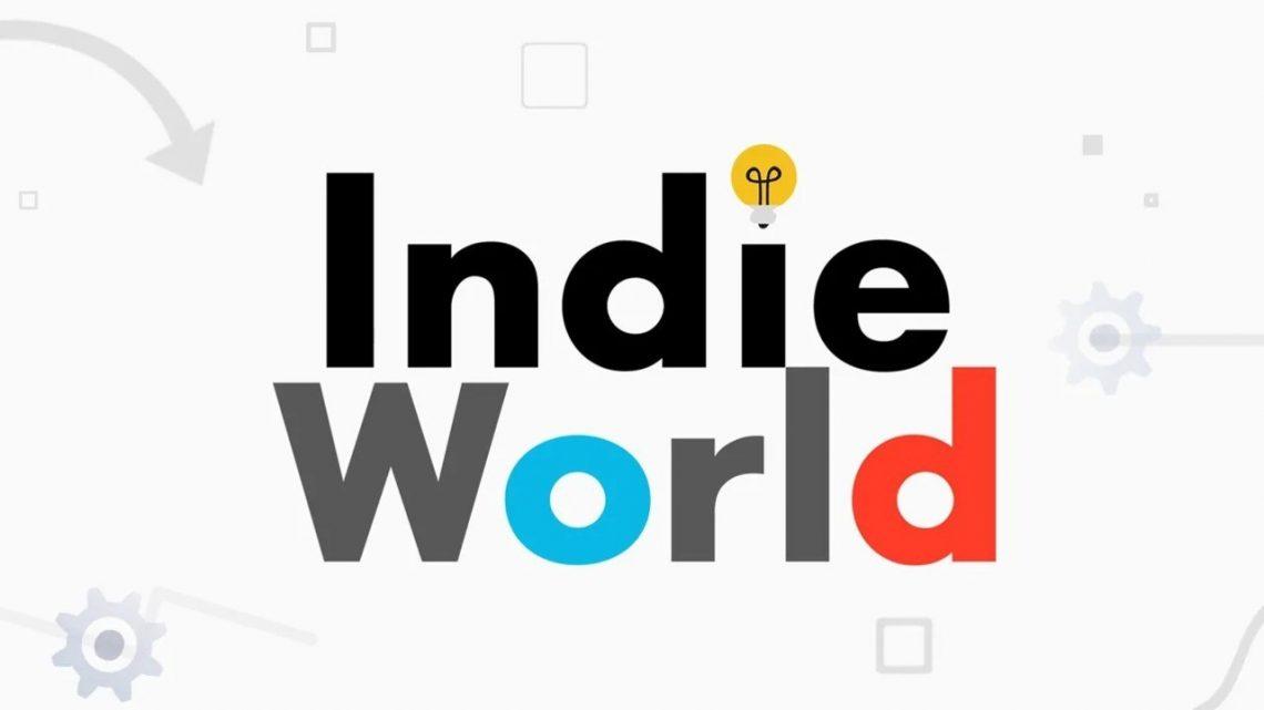 Nintendo anuncia nova apresentação do Indie World Showcase para terça-feira, 18 de agosto
