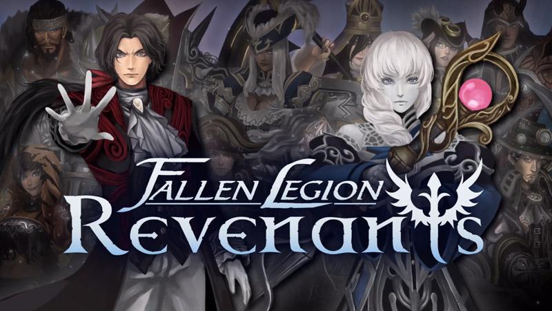 Fallen Legion Revenants – Novo trailer com foco nos personagens do jogo