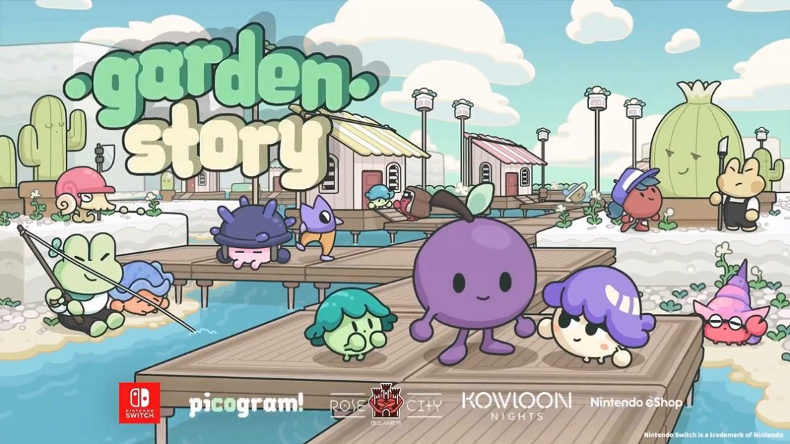 Rose City Games anuncia o jogo de aventura Garden Story para o Nintendo Switch