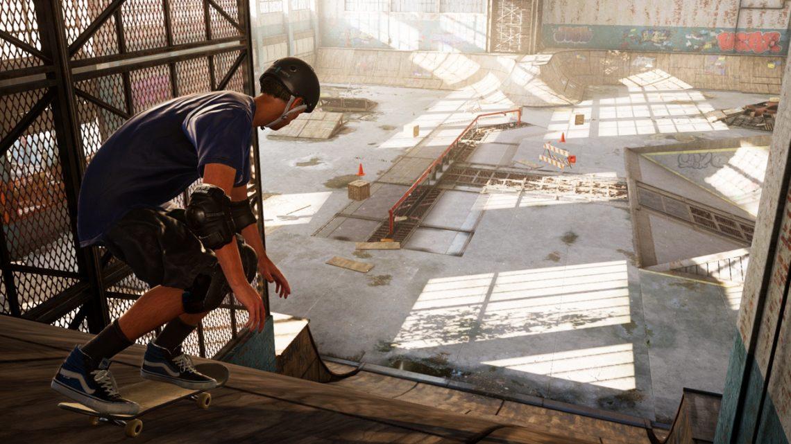 Arquivos da demo de Tony Hawk's Pro Skater 1 + 2 incluem a Interface do Usuário do Pro Controller e Joy-Cons, sugerindo a chegada do jogo no Switch