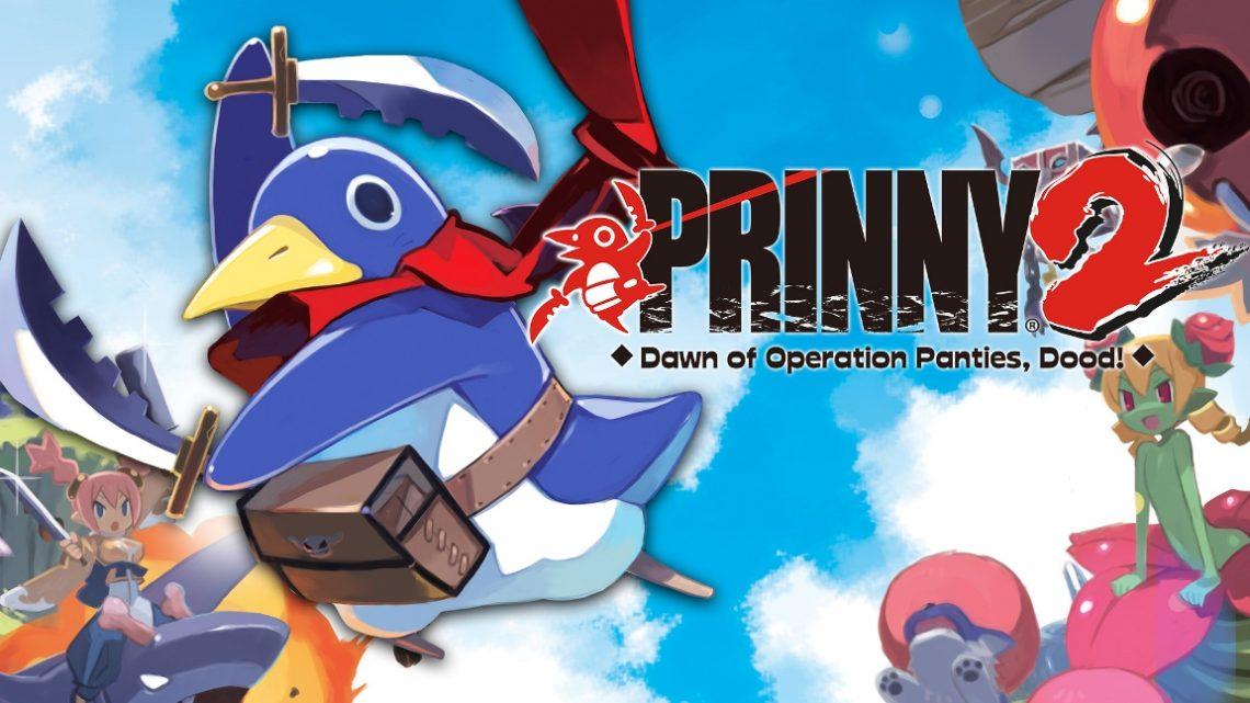Prinny 1•2: Exploded and Reloaded – Novo trailer com foco no jogo Prinny 2: Dawn of Operation Panties, Dood!