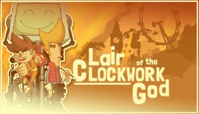 Size Five Games anuncia o híbrido de point-and-click e plataforma Lair of the Clockwork God para o Nintendo Switch