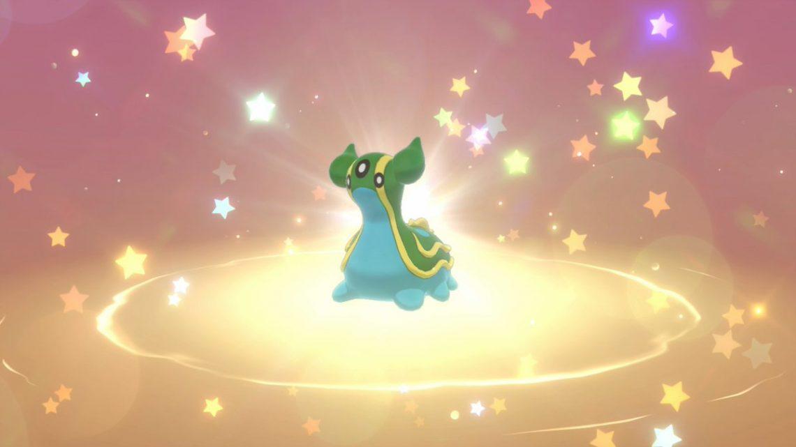 Pokémon Sword/Shield – Resgate um Gastrodon competitivo com novo código de Mystery Gift por tempo limitado