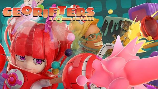 Party Game de plataformas Georifters chega em 18 de setembro através da eShop do Nintendo Switch