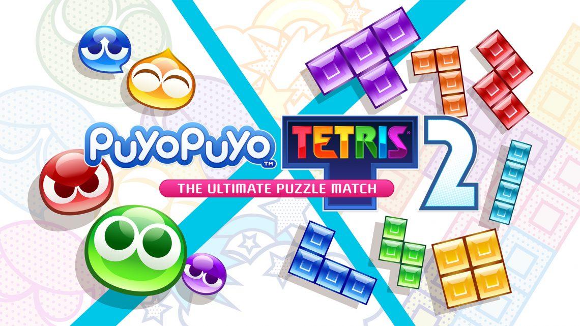 SEGA anuncia Puyo Puyo Tetris 2 para o Nintendo Switch