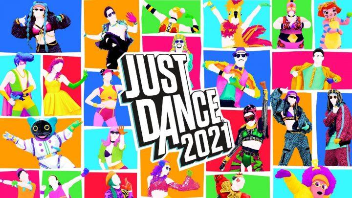 Ubisoft anuncia Just Dance 2021 para o Nintendo Switch