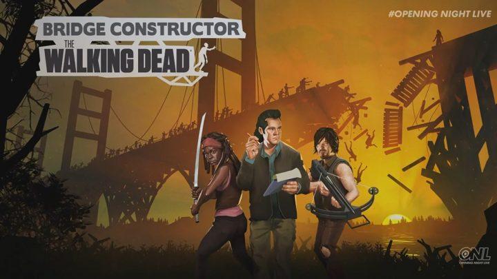Headup Games anuncia Bridge Constructor: The Walking Dead para o Nintendo Switch