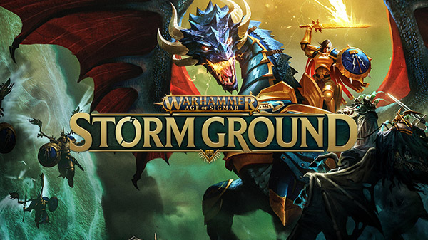 Focus Home Interactive anuncia Warhammer Age of Sigmar: Storm Ground para o Nintendo Switch
