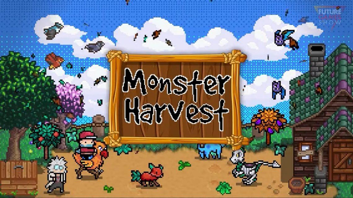 Merge Games anuncia o jogo de gerenciamento de recursos Monster Harvest para o Nintendo Switch
