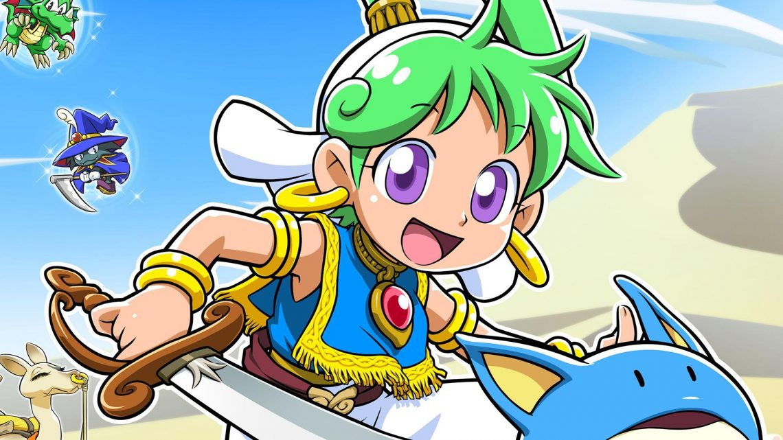 Wonder Boy: Asha in Monster World ganha primeiro trailer