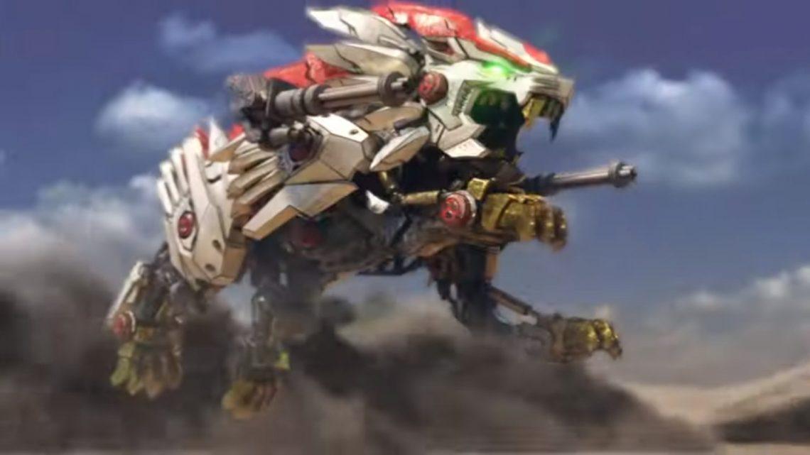Zoids Wild: Infinity Blast chega em 26 de novembro no Japão; Novo trailer e arte de capa