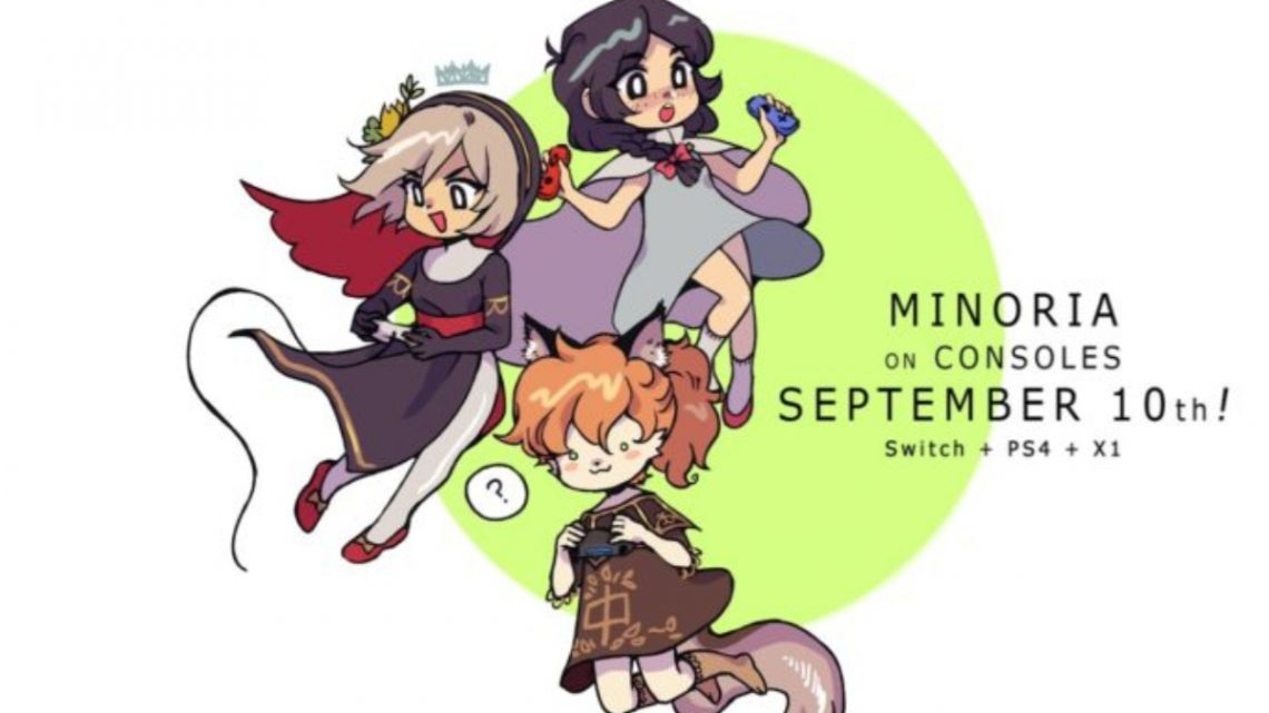 Minoria, Metroidvania sequência espiritual da série Momodora, chega em 10 de setembro no Nintendo Switch