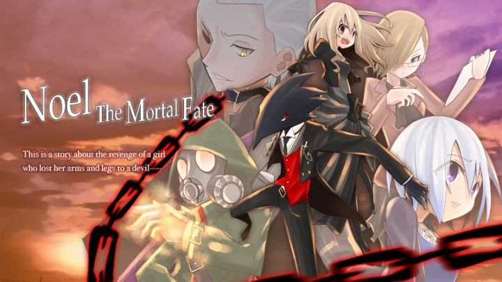 """Versão para o Nintendo Switch de Noel The Mortal Fate chega ainda em 2020, incluirá o episódio exclusivo """"Season 3.5"""" para os consoles"""