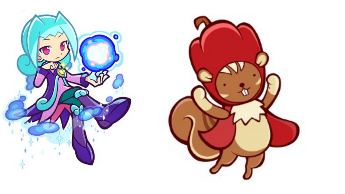 Puyo Puyo Champions   Nova atualização gratuita chega em 26 de agosto, inclui dois novos personagens secretos, Spectator Mode, e mais