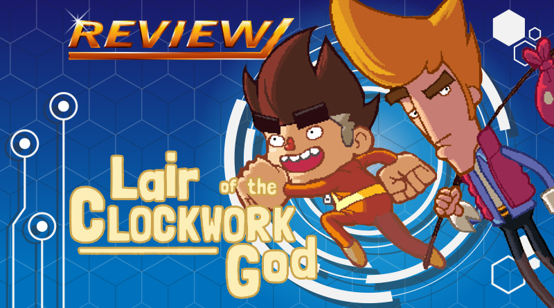 [Review] Lair of the Clockwork God