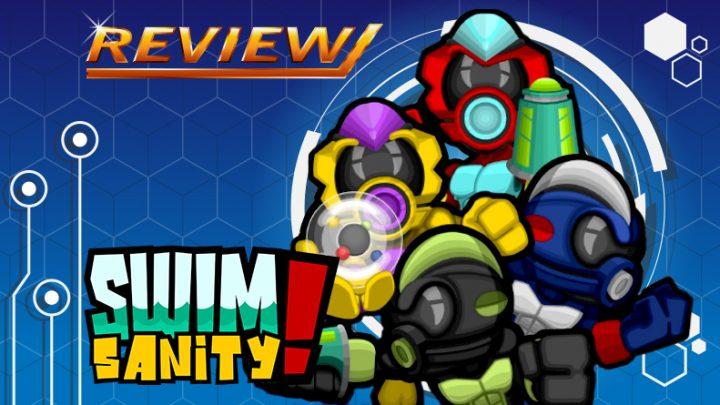 [Review] Swimsanity!