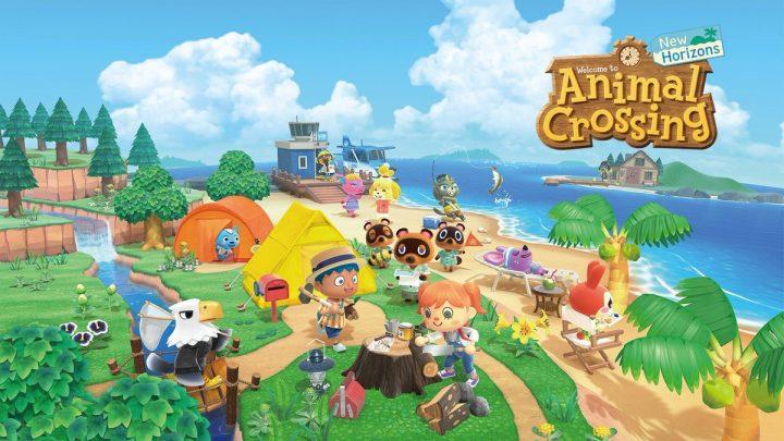 Game Data Library: Animal Crossing: New Horizons se torna o segundo jogo mais vendido da história no Japão