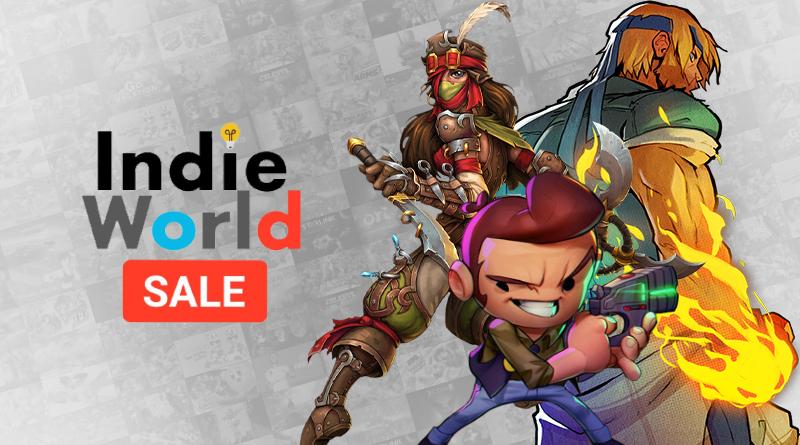 Indie World Sale – Aproveite até 40% de desconto na eShop em jogos como Streets of Rage 4, Evergate, Hotline Miami Collection e muito mais