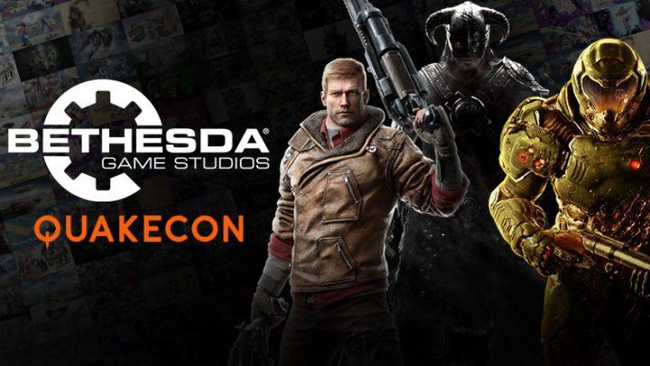 """Jogos da Bethesda estão com 50% de desconto na eShop do Nintendo Switch em preparação para a """"QuakeCon at Home"""""""