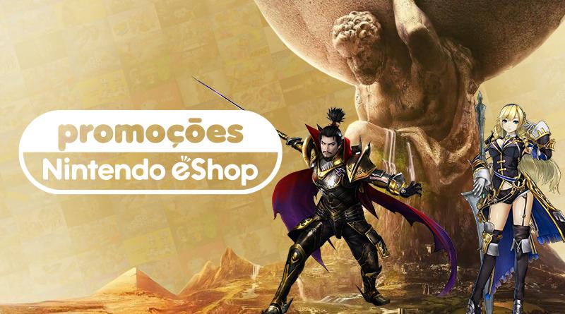 Promoções na eShop da América do Norte – Warriors Orochi 4 Ultimate, Disney Classic Games: Aladdin and The Lion King, jogos da 2K Games e muito mais