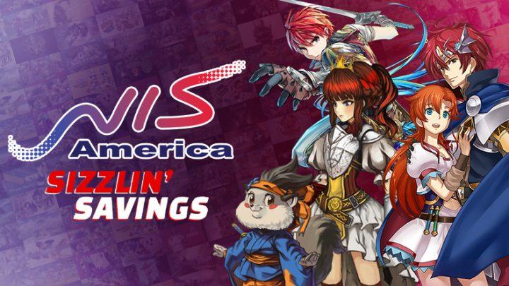 NIS America Summer 2020 Sale: Sizzlin' Savings – Aproveite até 75% de desconto na eShop em jogos como Ys VIII: Lacrimosa of DANA, The Lost Child, Langrisser I & II, e mais