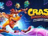 Código-fonte do site de Crash Bandicoot 4: It's About Time lista o Nintendo Switch como uma das plataformas para o jogo