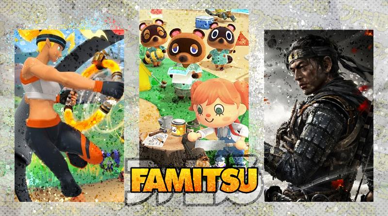 Famitsu: Ranking de vendas no Japão entre os dias 17 e 23 de agosto