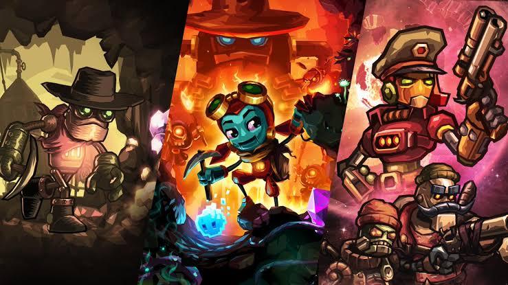 CEO da Image & Form diz que há mais jogos de SteamWorld por vir, Nintendo Switch e outros consoles da Nintendo estão nos planos para estes jogos