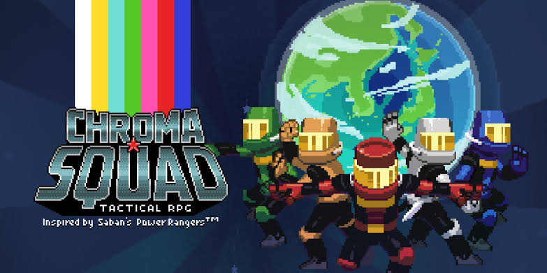 Chroma Squad, RPG tático do estúdio brasileiro Behold Studios, está ganhando edição física pela Super Rare Games
