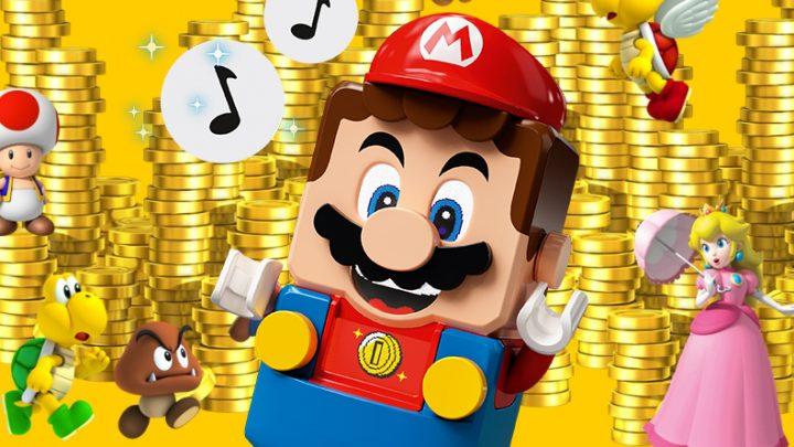 Aleatório: Maior pontuação possível no LEGO Super Mario