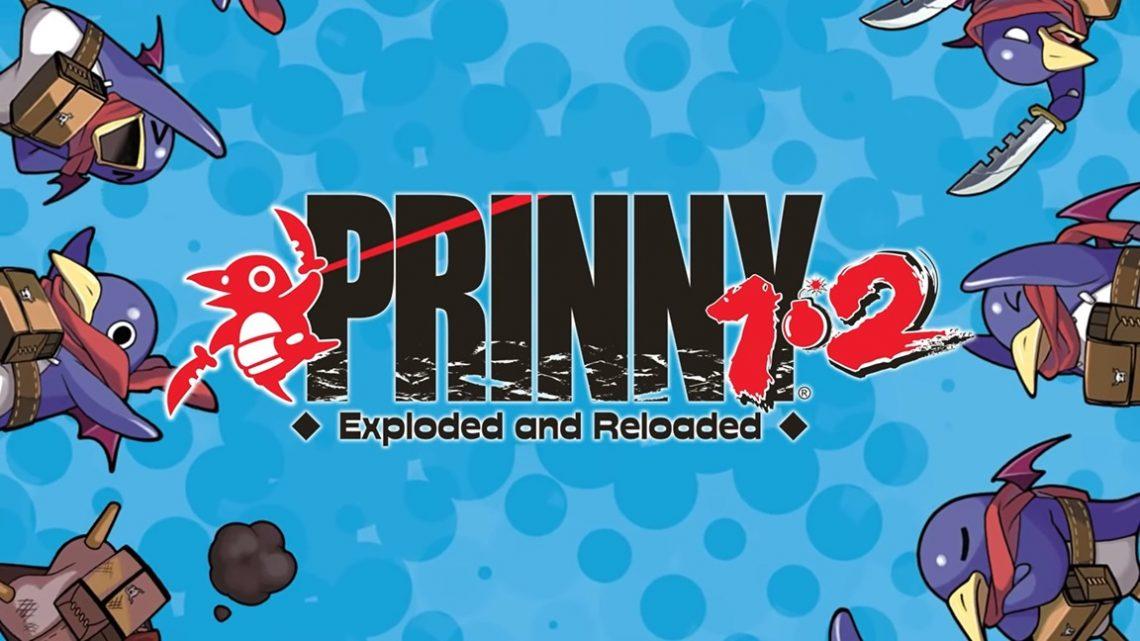 Prinny 1•2: Exploded and Reloaded – Cada jogo da coletânea pode ser comprado separadamente na eShop; Tamanho do arquivo e mais