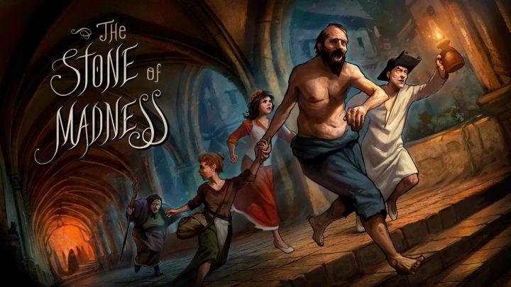 Merge Games anuncia o jogo tático e furtivo em tempo real The Stone of Madness para o Nintendo Switch