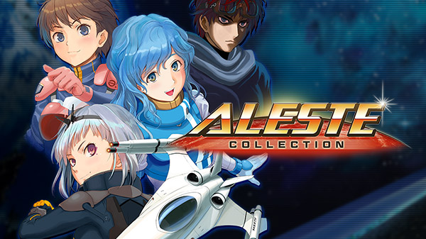 M2 anuncia o pacote de shoot 'em ups Aleste Collection para o Nintendo Switch