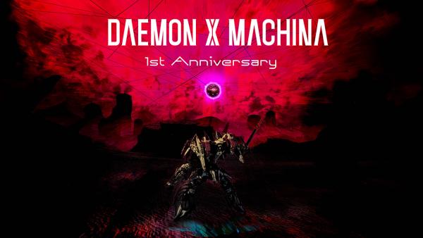 Daemon X Machina | Atualização '1st Anniversary' chega em novembro como parte da versão 1.4.0 do jogo; Detalhes