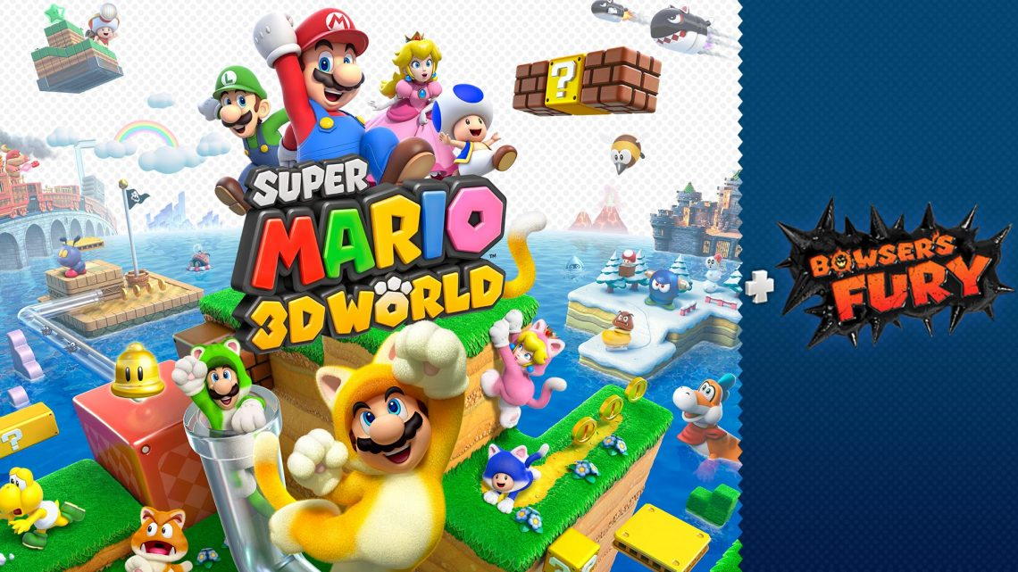 Nintendo anuncia Super Mario 3D World + Bowser's Fury para o Nintendo Switch