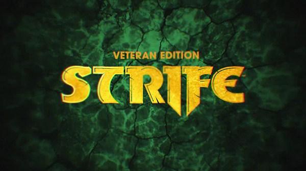 Nightdive Studios anuncia o RPG de tiro em primeira pessoa Strife: Veteran Edition para o Nintendo Switch