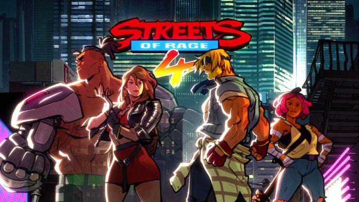 Streets of Rage 4 já conta com 1,5 milhões de downloads entre todas as plataformas; Nova atualização disponível