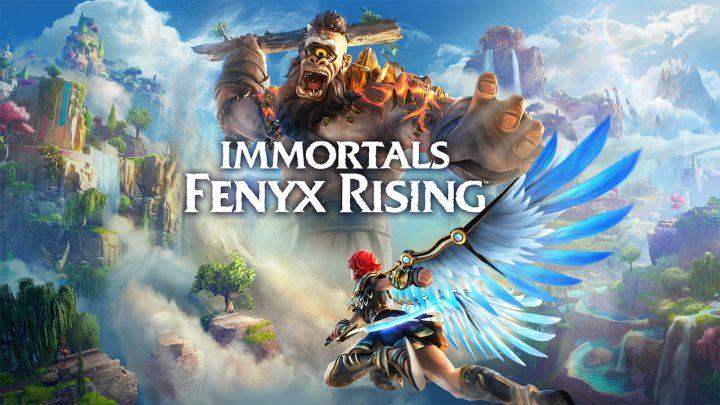 Immortals: Fenyx Rising chega ao Nintendo Switch em 03 de dezembro; Novo trailer
