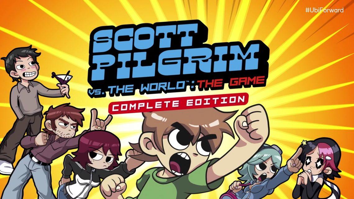 Ubisoft anuncia o beat 'em up Scott Pilgrim vs The World: The Game Complete Edition para o Nintendo Switch
